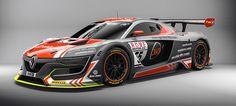 Das neu gegründete Team GTronix Team mcchip-dkr wird einen Renault R.S. 01 GT3 auf der Nordschleife einsetzen.