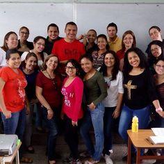 #Lara En el #Diplomado de Recursos Humanos C35 compartiendo experiencia en relaciones laborales #MomentoCEUJAP #ceujap #diplomados #rrhh #barquisimeto
