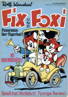 Fix und Foxi http://www.erinnerstdudich.de/