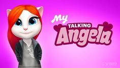 Updated working) My Talking Angela hack. Cheats for Android and iOS games. Android I, Free Android, Mini Games, Games To Play, Talking Tom 2, K Pop, Windows Mobile, Beautiful Kittens, Cat City