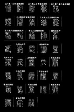 Chinese Writing Tattoos, Chinese Patterns, Script Writing, Taoism, Typography, Lettering, Celtic Tattoos, China Art, Chinese Calligraphy