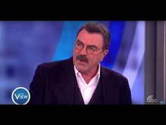 Tom Selleck Discusses Election Results, Legendary Mustache | The View - YouTube