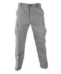 BDU Pants (BATTLE RIP - 65/35) - Grey