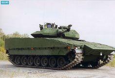 CV9040C Infantry Fighting Vehicle (Sweden)