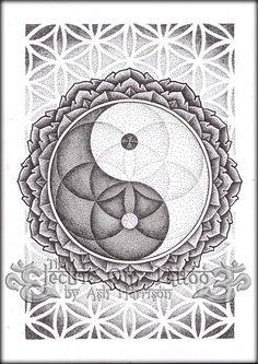 Yin Yan Of Life 2012 by Ash-Harrison