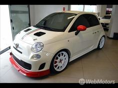 FIAT-500-1.4 ABARTH 16V TURBO GASOLINA 2P MANUAL Fiat 600, Fiat Abarth, Minis, Baby Cars, New Fiat, Smart Forfour, Fiat Cars, Racing Team, Amazing Cars