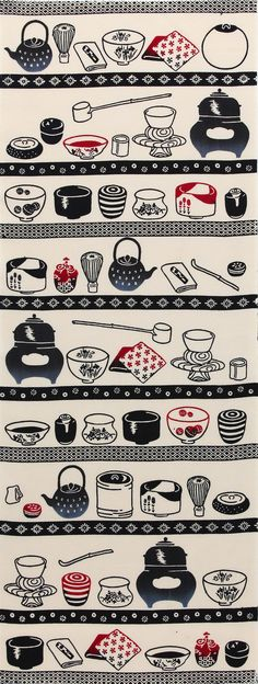 equipments for tea ceremony Japanese Textiles, Japanese Patterns, Japanese Fabric, Japanese Prints, Japanese Tea Set, Japanese Art, Traditional Japanese, Japanese Culture, Video Japanese