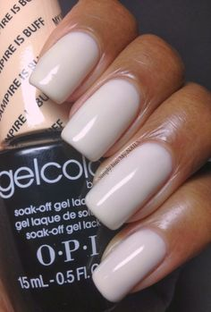 Simply Into My NAILS: OPI Gelcolor - My Vampire Is Buff
