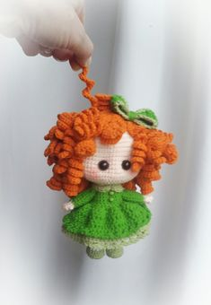 Collection of Crochet Doll Toys Free Patterns: Crochet Dolls, Crochet Toys. Amigurumi Dolls Free Patterns, Crochet Doll Carrier viaThis Pin was discovered by kar Easter Crochet Patterns, Crochet Doll Pattern, Crochet Fairy, Cute Crochet, Crochet Patterns Amigurumi, Amigurumi Doll, Knitted Dolls, Crochet Dolls, Crochet Buttons