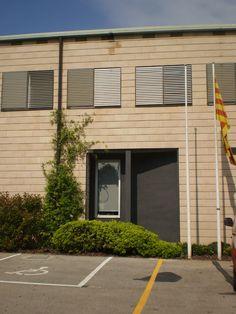 Reforma de la seu del Consell Comarcal del Vallès Occidental. Terrassa. www.sp25.es. david oliva + elisenda planas, arquitectes