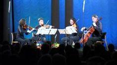 sibelius string quartet - YouTube