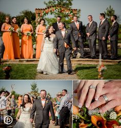 Mellon's Hall Wedding | freelandphotography.com