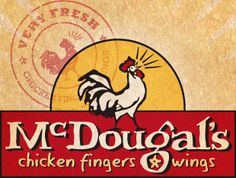 I crave this. McDougal's Chicken