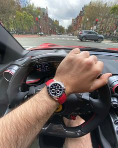 @ilikerolexes lives his life a quarter mile at a time 🏎 💨  . Customize your watch at www.everestbands.com 💻 Rolex Tudor, Swiss Made Watches, Sports Models, Rolex Daytona, Rolex Submariner, Watch Bands, Goals, Life, Watch Straps