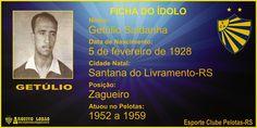 ARQUIVO LOBÃO: GALERIA DE CRAQUES - Getúlio
