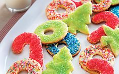 Favorite Christmas Cookies | Lidia Bastianich for Parade Magazine in the 2013.12.08 issue