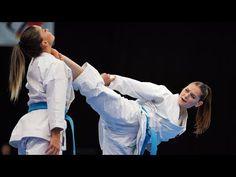 Martial Arts Quotes, Best Martial Arts, Martial Arts Women, Karate Kumite, Karate Fight, Karate Tournaments, Kyokushin Karate, Female Martial Artists, Karate Girl
