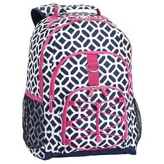 Ava Gear-Up Navy Peyton Backpack #pbteen