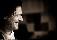 A Portrait of Marco Pierre White. Liverpool Photographer Ant Clausen