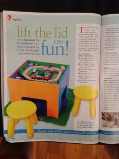 Toy table p1