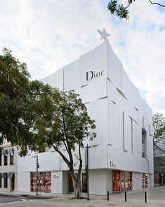 Dior flagship store by Peter Marino, Miami – Florida » Retail Design Blog