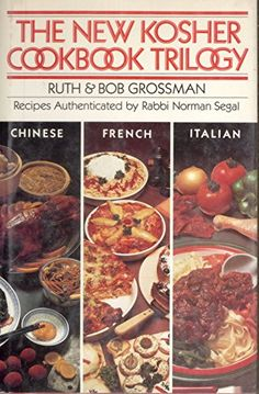 The New Kosher Cookbook Trilogy -- Click for Special Deals #WhatisKosher