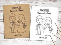 Printable Wedding Activity and Coloring Book - Kids Table - Sheets - Reception Activities for Kids -Childrens guestbook Kids Wedding Activities, Reception Activities, Outdoor Activities For Kids, Kids Wedding Favors, Wedding With Kids, Our Wedding Day, Wedding Ideas, Free Wedding, Diy Wedding