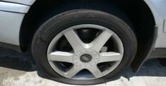Requirements to Have to Effectively Change a Flat Tire Flat Tire, Car, Automobile, Vehicles, Cars