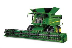 ERTL's John Deere S670 Combine - Big Farm Series with Lights and Sounds! for the kids