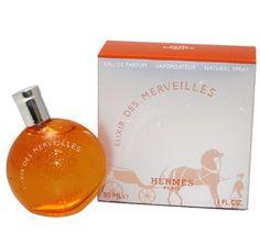 Hermes Elixir Des Merveilles Eau De Parfum for Women Perfume And Cologne, Perfume Bottles, Perfume Fragrance, Shopping Sites, Beauty Secrets, Cosmetics, Hermes Perfume, Gifts, Packing