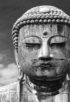 National Treasure of Japan The Great Buddha statue of Kamakura located at the Kōtoku-in Temple dates...