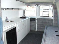 Boulder Offroad 4x4 Van Custom Conversions - Interiorswe are still ...