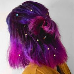 2019 Optimal flow of power Exotic hair color ideas for hot and chic celebrities -. - 2019 Optimal flow of power Exotic hair color ideas for hot and chic celebrity hairstyles - Exotic Hair Color, Cool Hair Color, Amazing Hair Color, Edgy Hair Colors, Crazy Colour Hair Dye, Hair Goals Color, Beautiful Hair Color, Hair Dye Colors, Awesome Hair