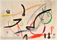 Maravillas 7 - Joan Miro