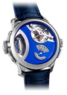 Greubel Forsey: aportación relojera 2013