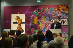 11 Aukcja Sztuki w Mikołajki   6 grudnia 2014, dokładnie w Mikołajki, w Sky Tower odbyła się 11. Aukcja Sztuki Współczesnej. Dziękujemy za tłumne przybycie i wspaniałą atmosferę! Cieszymy się, że mogliśmy spędzić magiczny świąteczny wieczór razem z Wami! — w DNA Galeria Sztuki