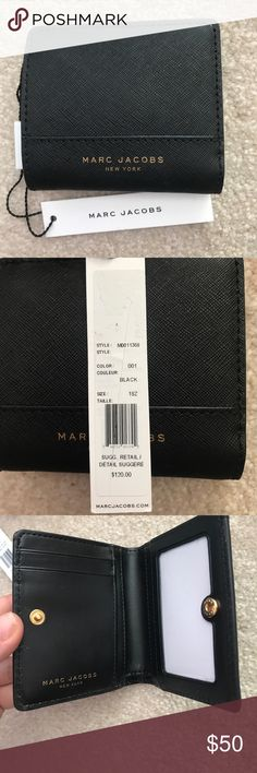 NWT Marc Jacobs wallet NWT Marc Jacobs Bags Wallets