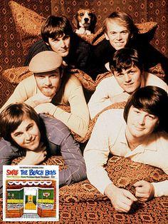 Beach Boys (around 1967)