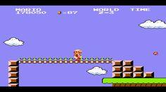 Super Mario Bros. NES World 2-3 Ultimate Cheats