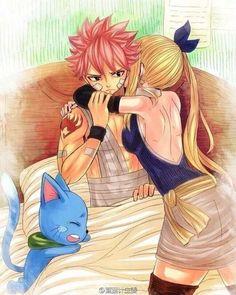Nalu - Natsu & Lucy