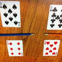 Classroom Game Nook - Great fraction game with cards. Each person takes two cards and makes a fraction out of them. Then both students work out whose fraction is larger. The person with the larger fraction keeps all four cards. Math Games, Math Activities, Fraction Activities, Math Fractions, Comparing Fractions, Teaching Fractions, Equivalent Fractions, Math Classroom, Classroom Ideas