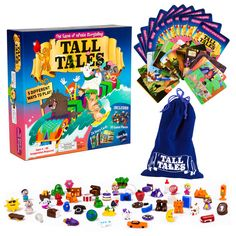 Tall Tales, The Game of Infinite Storytelling