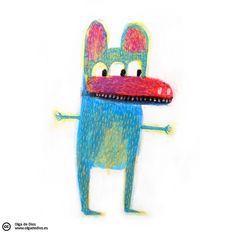 Museo de CeraS #49 – OLGA de DIOS Book Illustration, Art Inspo, Childrens Books, Character Design, Rodin, Wallpaper, Drawings, Tart, Prints