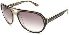 Just Cavalli JC269 Aviator Sunglasses,White Frame/Gradient Smoke Lens,one size Just Cavalli. $79.50. Save 53% Off!