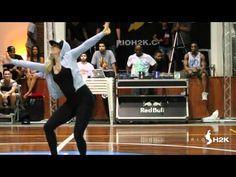 Laure Courtellemont feat. Nelson Ewande @ Rio H2K 2012 - YouTube