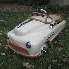 *PEDAL CAR ~ 1950's Buick