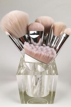 """Allow me to introduce you to e.l.f. cosmetics' latest creation: """"Beautifully Precise"""" brushes that range from, wait for it, $5 to $12! I know, I couldn't believe it either; turns out I'm not the only one."""