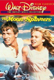 Moon Spinners.  (1964)  I wish they'd play it once in awhile.  Not enough people know this movie.