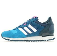 Adidas Originals ZX 700(Tribal Blue/ Running White)  #bestsneakersever.com #sneakers #shoes #adidas #originals #zx #700 #women #tribalblue #runningwhite  #style #fashion