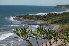 Playa de las Flores o punta Mango,El Salvador.